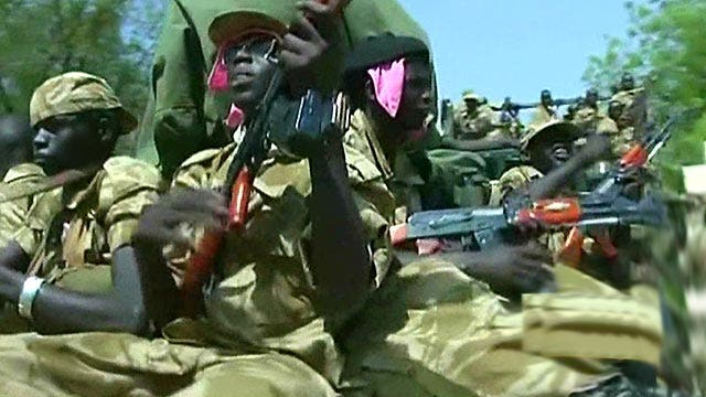 South Sudan teetering on the brink of civil war