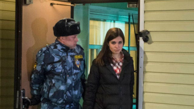 Will release of activists boost Russia's image abroad?
