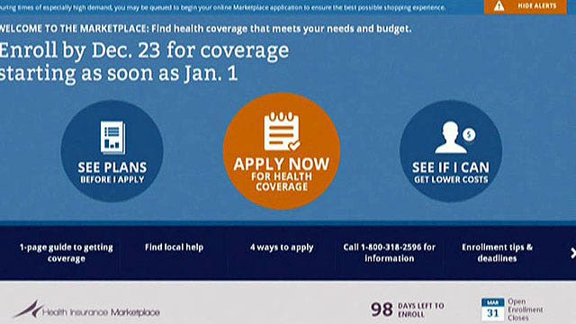 ObamaCare signup deadline arrives with confusion