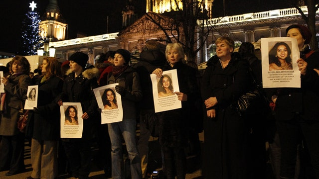 Death of woman sparks abortion law controversy in Ireland