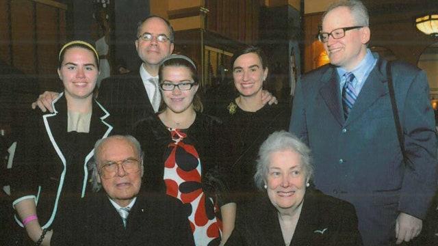 Johnson family's Christmas reflection on love, loss, faith