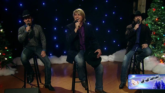 The Texas Tenors perform 'White Christmas'