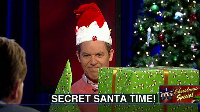 Secret Santa surprises on 'The Five'