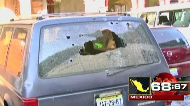 Around the World: Cops ambushed in Mexico
