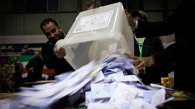 Awaiting results of vote on Egypt's new constitution