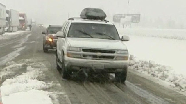 Impact of weather on holiday travelers