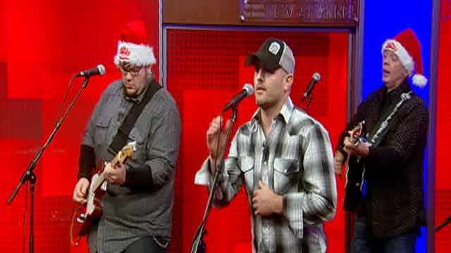 After the Show Show: Christmas spirit