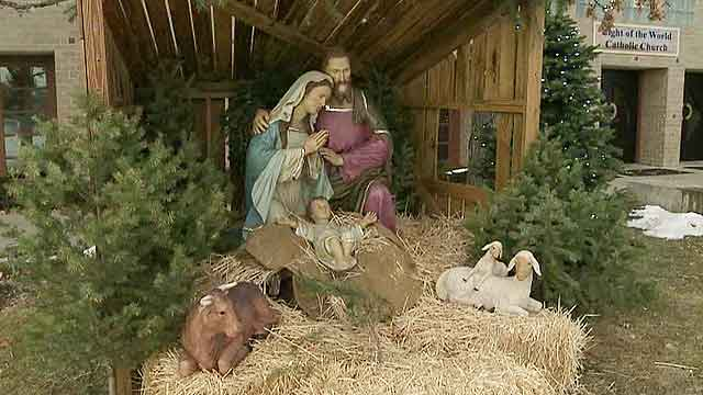 Teaching the true meaning of Christmas