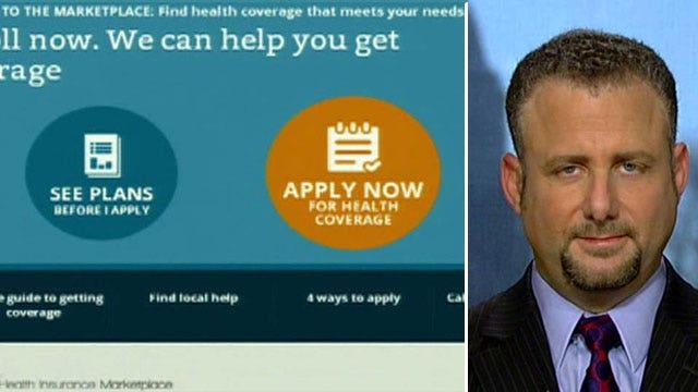 More security concerns flagged over ObamaCare website