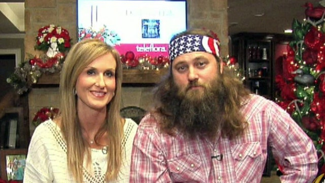 Christmas message to the troops from 'Duck Dynasty' stars