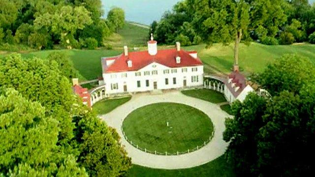 Mount Vernon preserves Washington's life