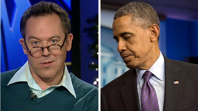 Gutfeld: Is nothing sacred to President Obama?