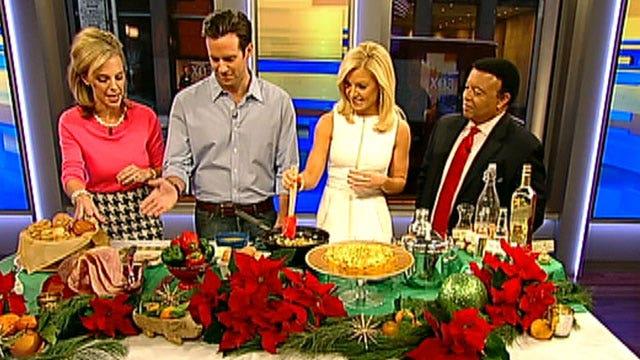 Fox Flash: Christmas morning meals