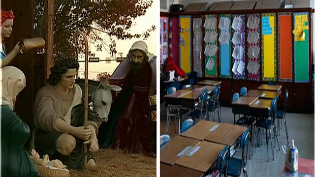 Okla. lawmakers pushing to keep Christmas in the classroom