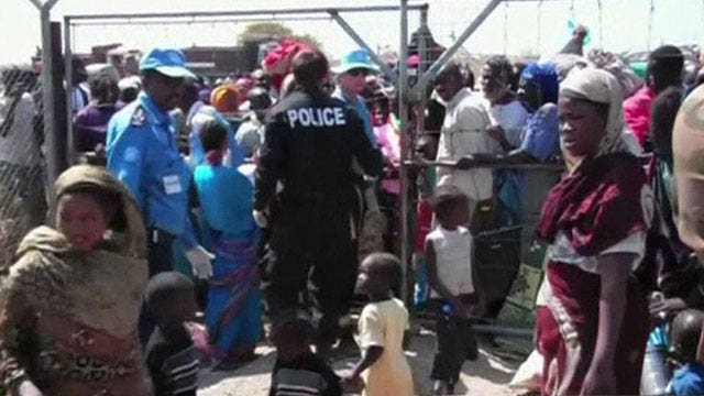 Impact of mounting crisis in South Sudan