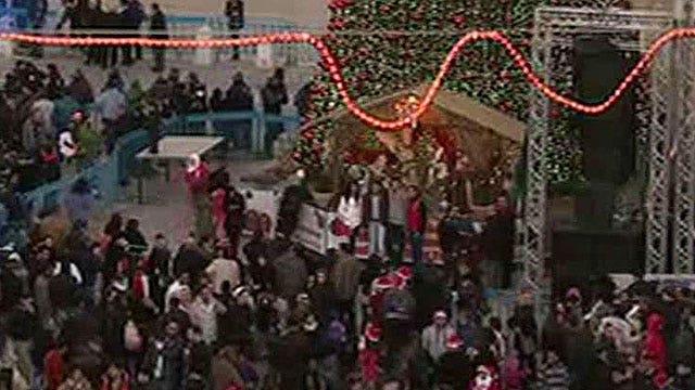 Christmas in Bethlehem: celebrating the birth of Christ