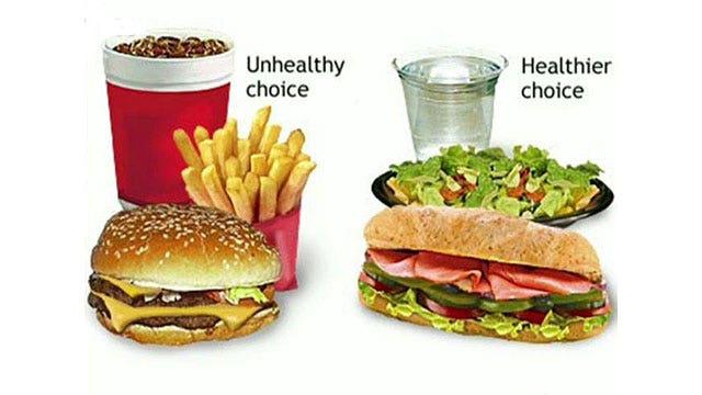 McDonald's employee website warns of fast food dangers