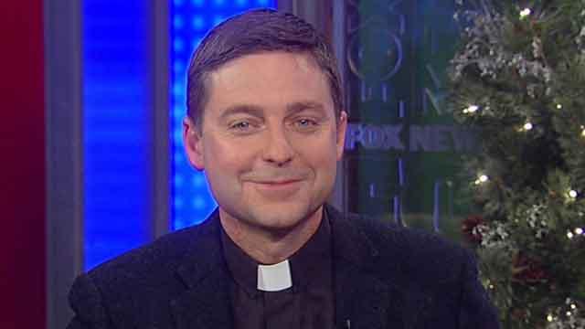 Father Jonathan Morris' Christmas message
