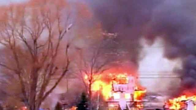 Motive sought in deadly firefighter ambush
