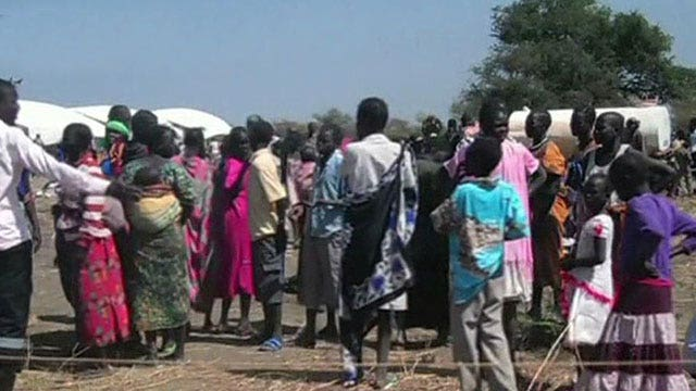 Inside look at the tension in South Sudan