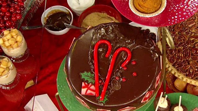 'Tis the season for amazing desserts