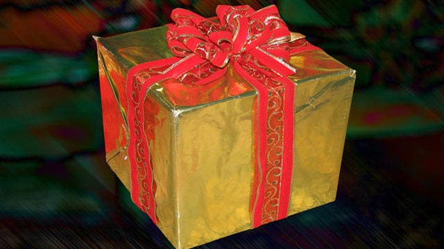 Tips to handle awkward gift-giving moments
