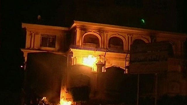 Egypt declares Muslim Brotherhood a terrorist group