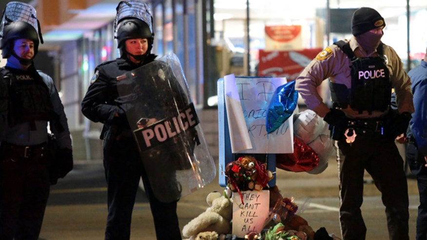 David Lee Miller reports on demonstrations in Berkeley, Missouri