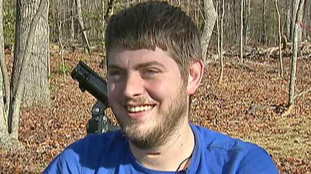 Wounded warrior gets new lease on life