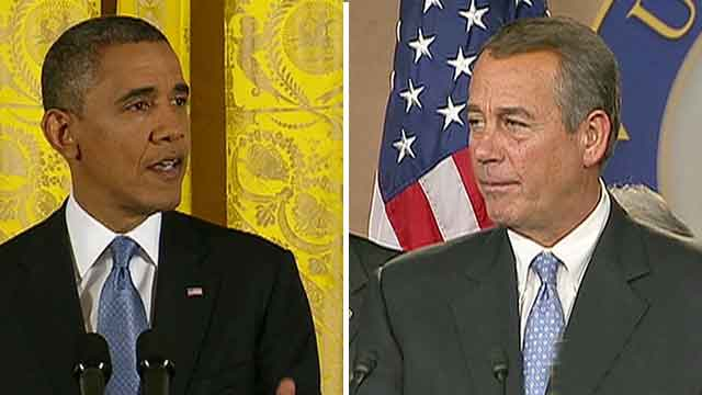Edge of 'fiscal cliff' in sight