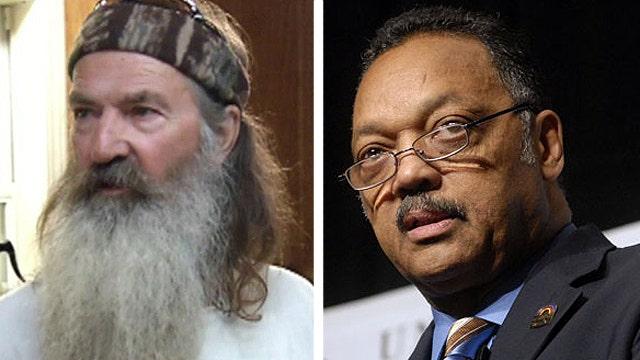 Rev. Jackson enters 'Duck Dynasty' controversy