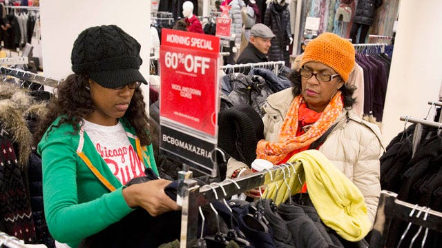 Bank on This: Stores scramble for post-Christmas sales