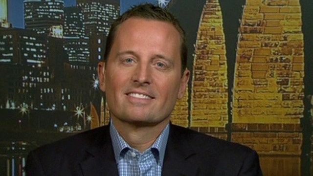 Richard Grenell on American foreign policy