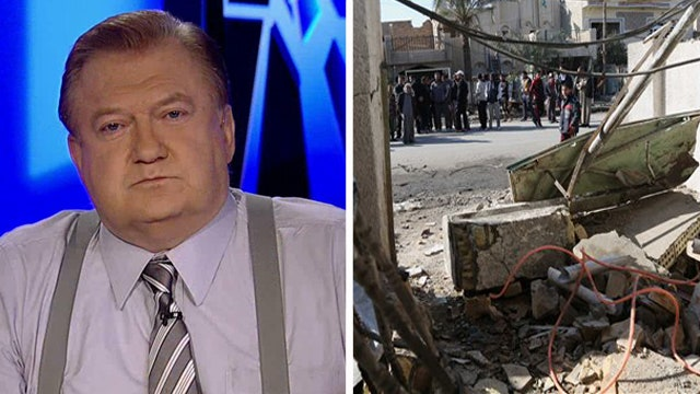 Brutal Iraq bombings target Christians