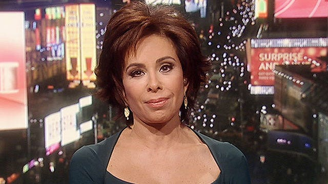 Judge Jeanine: Are you proud of yourself, Mr. President?