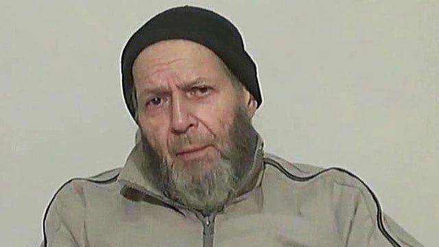 American held captive by Al Qaeda appears in new video