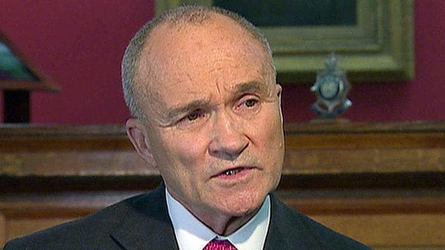 Ray Kelly stepping down from NYPD after 12 years