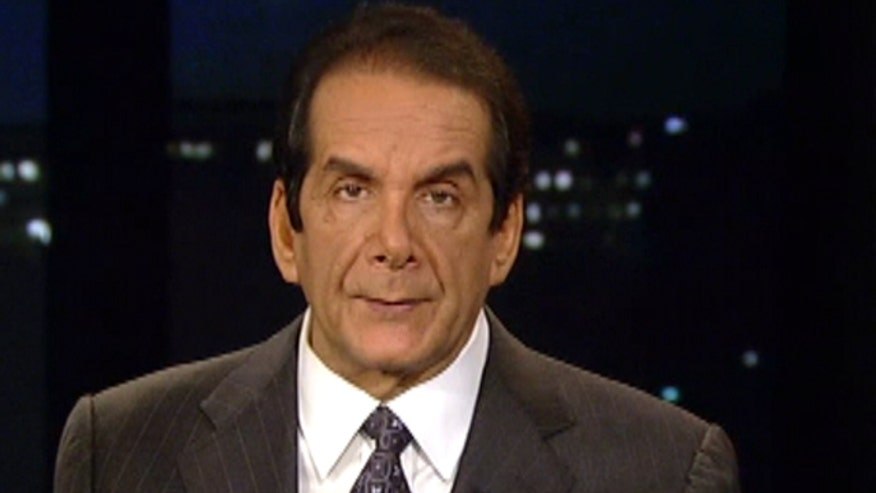 Krauthammer: When America retreats, the bad guys fill the vacuum