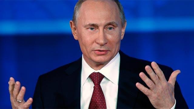 Putin to ban US adoptions of Russian children