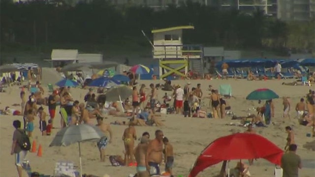 Florida prepares for holiday vacationers
