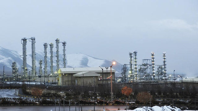 Iran begins tests on new centrifuges to enrich uranium