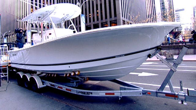 'Fox & Friends' previews 2014 New York Boat show