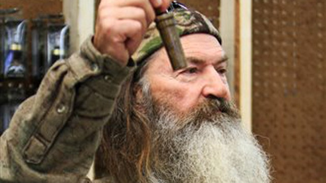 Phil Robertson is crude but he's 'the real deal,' son Willie says