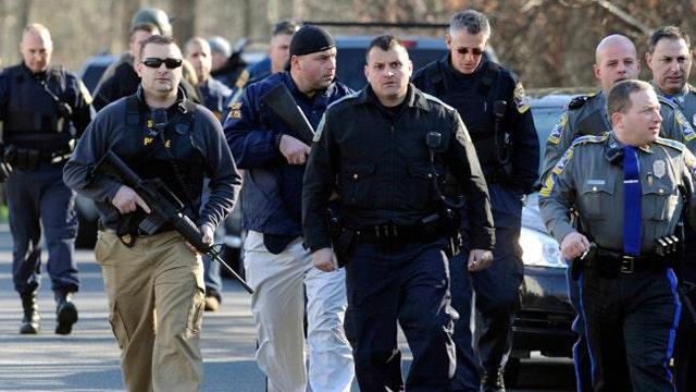 Police release final Sandy Hook school massacre report