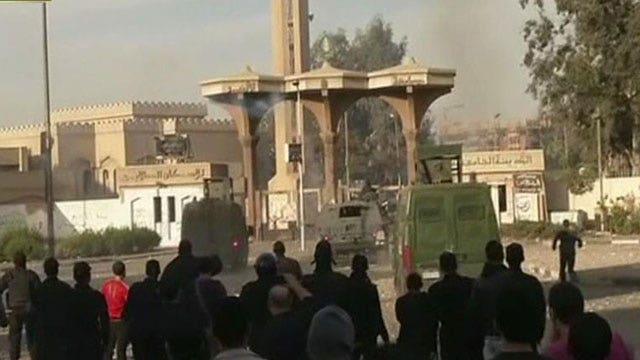 Muslim Brotherhood crackdown sparks violent clashes in Egypt