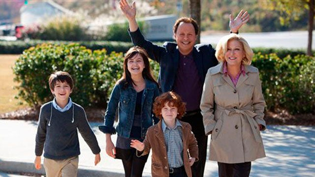 Crystal and Midler tackle new role: grandparents