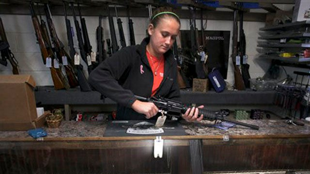 Arizona attorney general proposes arming school employees