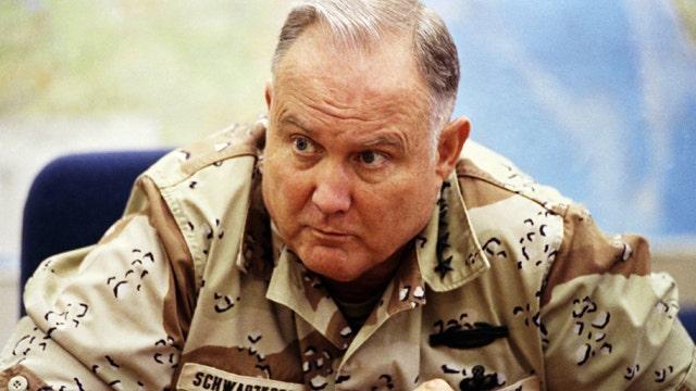 The extraordinary career of Gen. Norman Schwarzkopf
