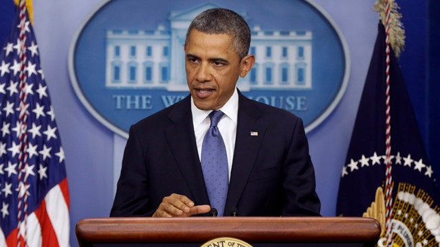 Obama: 'The hour for immediate action is here'