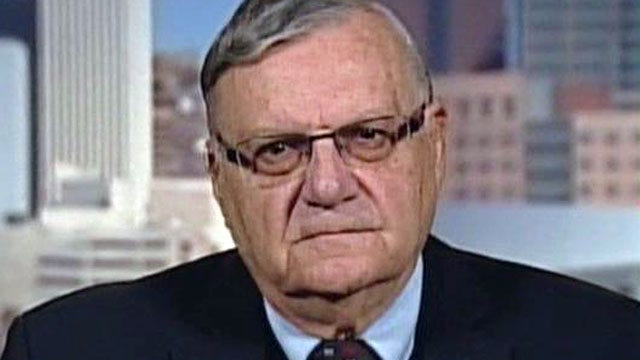 Sheriff Arpaio wants 'armed posse' to protect schools